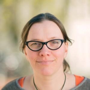 Solveig Arnesen, lokallagsleder i Grünerløkka MDG