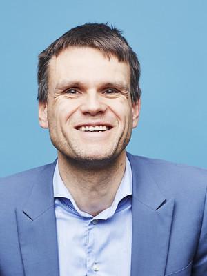 Portrett av Einar Wilhelmsen